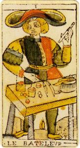 Marseillský tarot