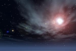 Chiron - temná kométa