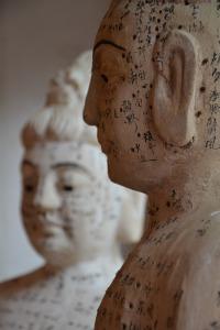 akupunktúra a akupresúra