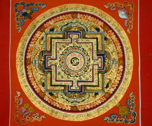 Kúzelné pieskové mandaly z Tibetu