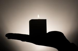 Mágia sviečky