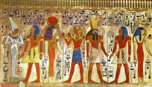 Egypt bohove