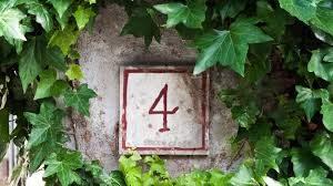 Číslo 4 – jeho numerologický význam a vlastnosti